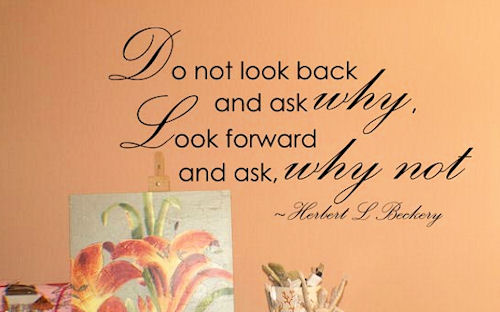 Ask Why Wall Decals