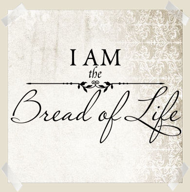 Bread Of Life Wall Decals