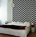 Chevron Full Wall Decal