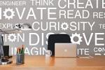 Gears Word Wall Decal