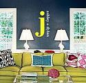 Married Monogram Wall Decal