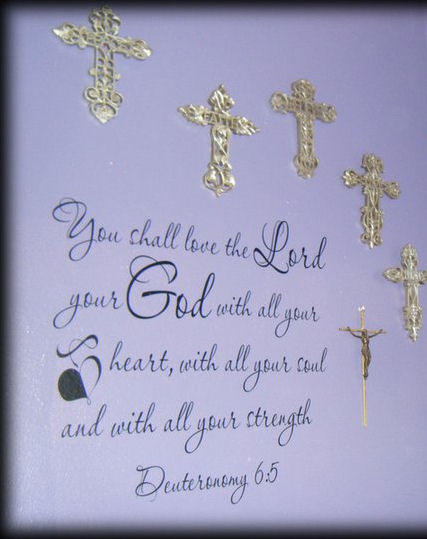Love the Lord Wall Decals