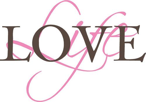 Love Life | Wall Decal