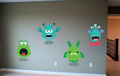 Monster Pack Decal