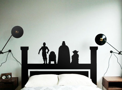 Star Wars Headboard
