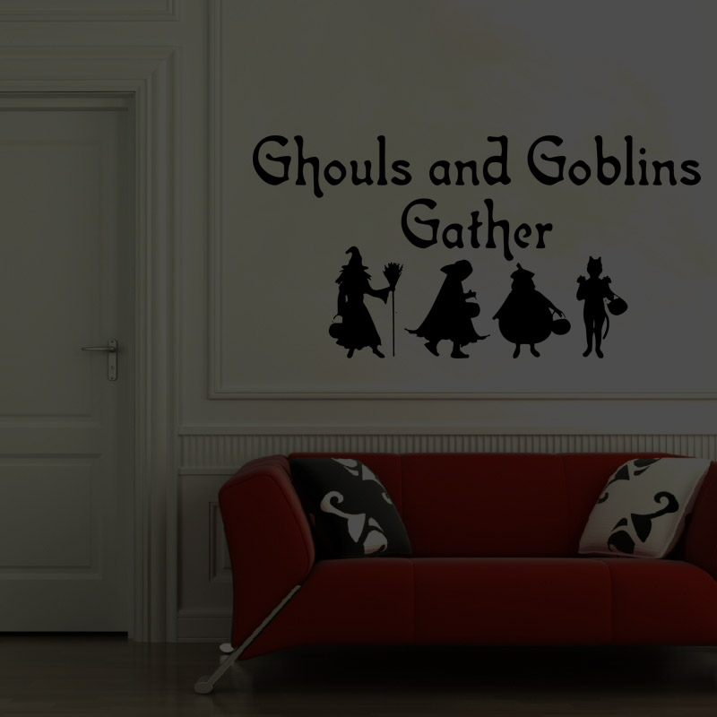 Ghouls and Goblins Gather
