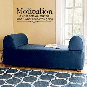 Motivation Wall Decal