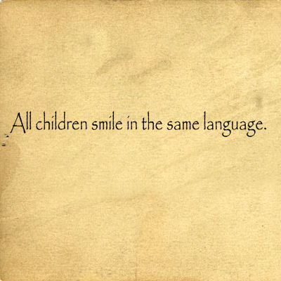 All Children Smile | Wall Decals