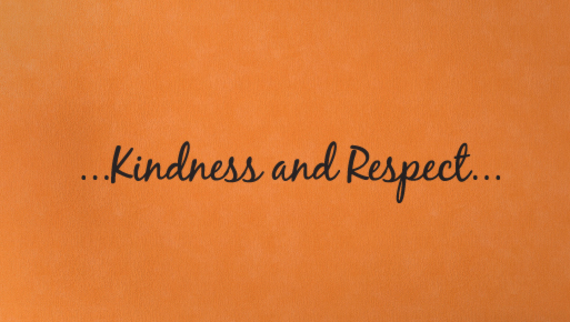 Kindness and Respect Decal