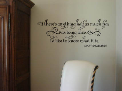 If There is Anything Wall Decals