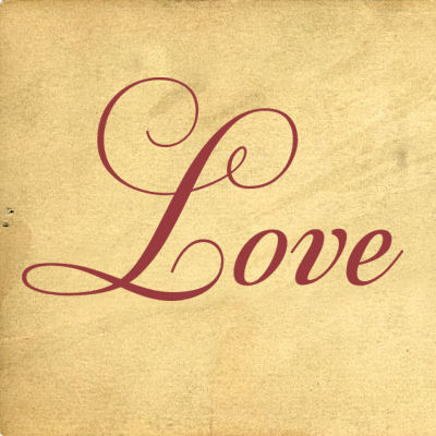 Simply Love Wall Decals