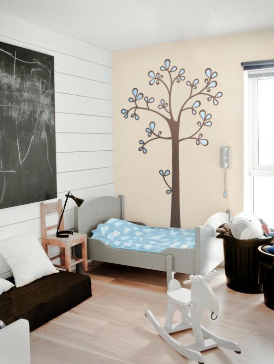 Nursery Tree Wall Decal