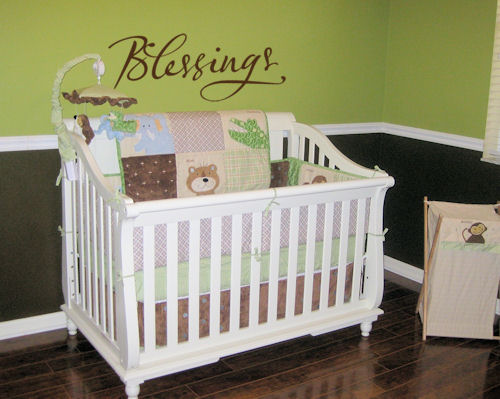 Blessings   Wall Decals