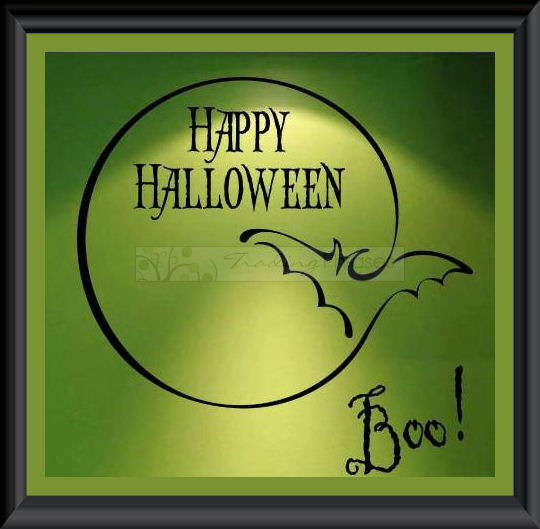 Happy Halloween | Halloween Decals