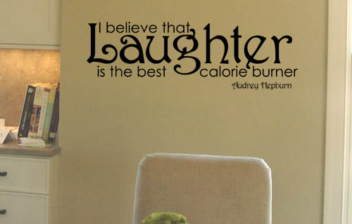 Laughter Wall Decals
