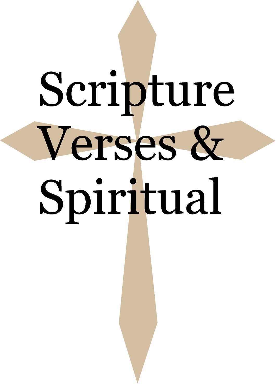 Scripture, Verses, and Spiritual Designs