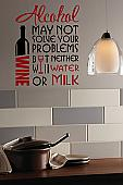 Solving Problems Wall Decal
