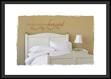 From This Day Forward Wall Decal
