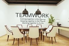 Teamwork Together Decal