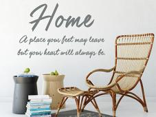 Home Heart Will Always Be