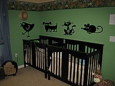 Animal Pet Pack Wall Decal