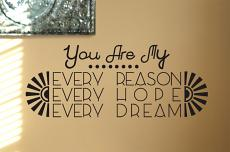 Every Hope Wall Decal