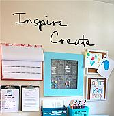 Inspire Create Wall Decal