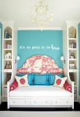 So Good To Be Home Wall Decal
