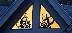 Kraken Window Monster - Wall or Window Decal