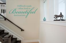 Beautiful Destinations Wall Decal