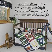 Read Me a Story Wall Decal