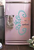 Stressed is Desserts Spelled Backwards Kitchen Wall Decal