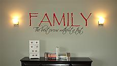 Family Circus Without Tent Wall Decal