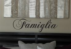 Famiglia Wall Decals