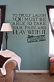 Charlie Chaplain Quote