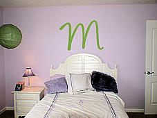 Angelina Letter | Wall Decals