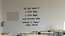 A Little Hope Wall Decal