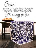 Way to Live Wall Decal