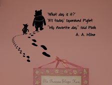 My Favorite Day Wall Decal
