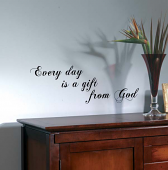 Gift From God Wall Decal
