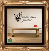 Christmas Cheer Wall Decal