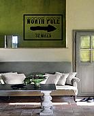 North Pole   Wall Decals