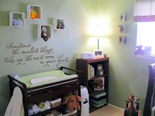 Smallest Things Wall Decal