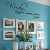 Grafted with Love Wall Decal