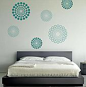 Cosmic Circles Pack Wall Decal