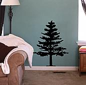 Large Pine Tree Wall Decal