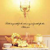 Psalm 42:1 Wall Decal