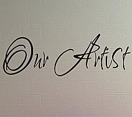 Our Artist Wall Decals