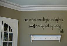 Wise Men Wall Decal