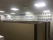Motivational Word Wall Long Version